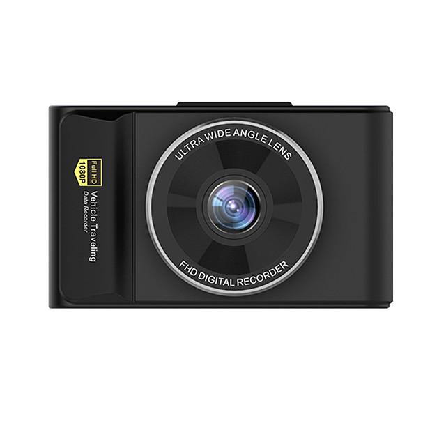 Junsun Q8 1080P Car DVR Camera WDR 3 Inch 170 Wide-Angle G-sensor Parking Monitor Motion Detection Super NightVision Car Recorder Dash Cam