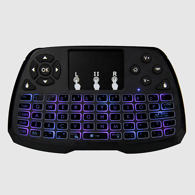 A3 02 Air Mouse / Keyboard / Remote Control Mini 2.4GHz Wireless / 2.4GHz Wireless Air Mouse / Keyboard / Remote Control For