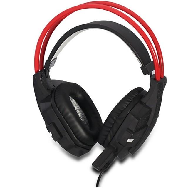 LITBest Dobe TY-836 Game Multifunction Headset USB Cable Game Headset Game Headset for PS4 Slim Pro Xbox PC