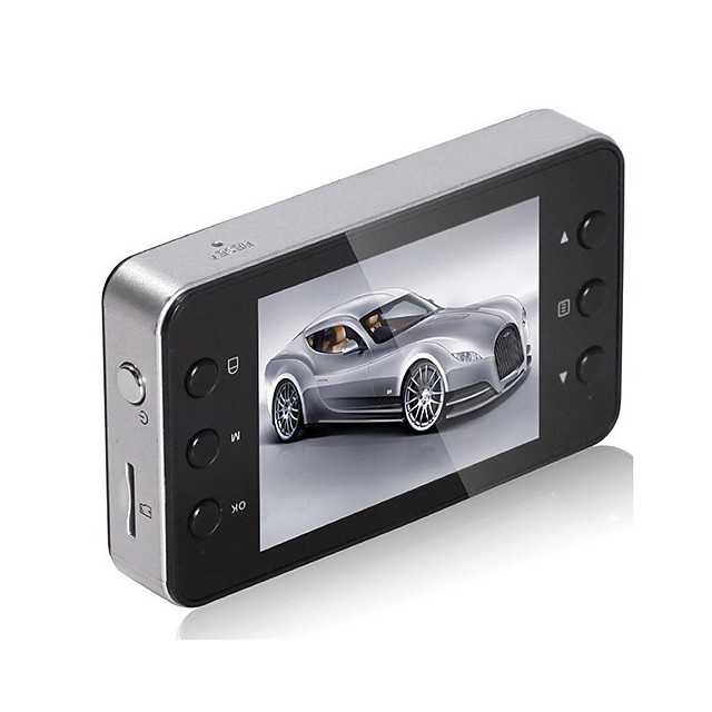 SPU 1080p Full HD / with Rear Camera Car DVR 170 Degree Wide Angle CMOS 2.7 inch LCD Dash Cam with G-Sensor / ADAS / Built-in microphone Car Recorder / HDR