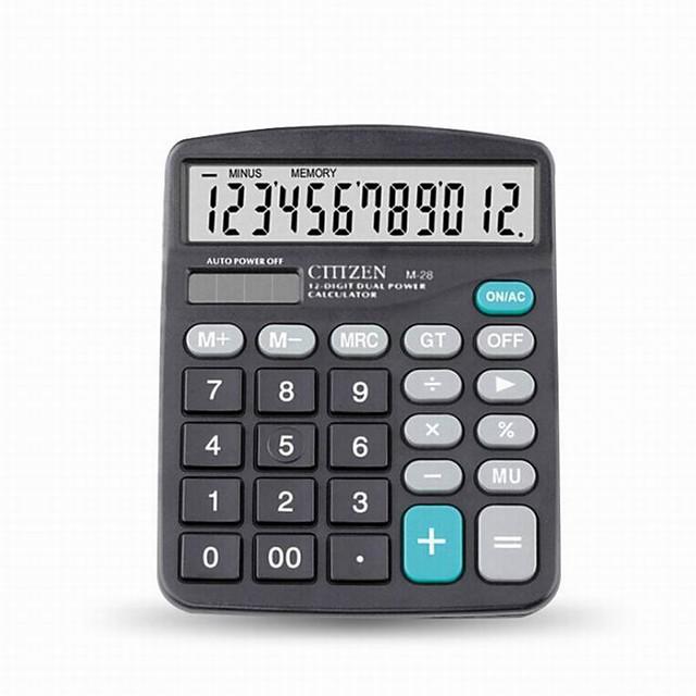 M28 HD 4K 1080P Calculator Camera WiFi Remote Home Security Mini Camera
