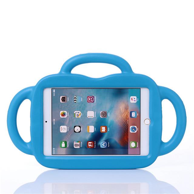Case For Apple iPad Mini 5 / iPad Mini 3/2/1 / iPad Mini 4 Shockproof / Child Safe Back Cover Solid Colored / Animal / 3D Cartoon EVA