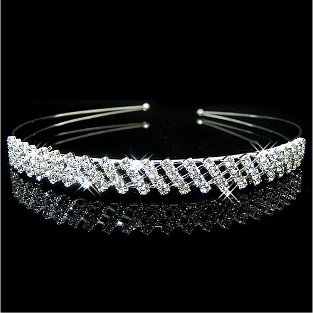 Women's For Party Party Evening Cubic Zirconia Silver Plated Alloy Silver 1pc