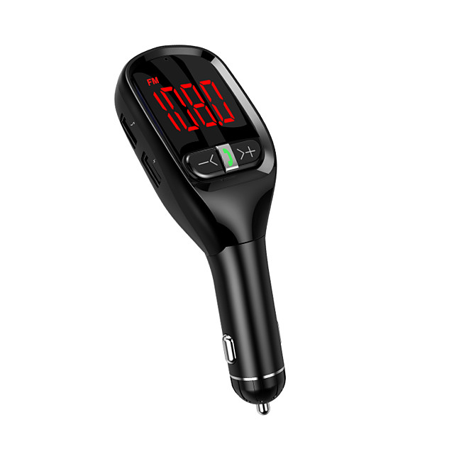 Bluetooth 5.0 FM Transmitter Car Handsfree FM Radio / MP3 / FM Transmitters Car