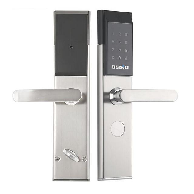 Rental apartment remote lock wifi hotel network lock mobile phone password lock hotel electronic door lock