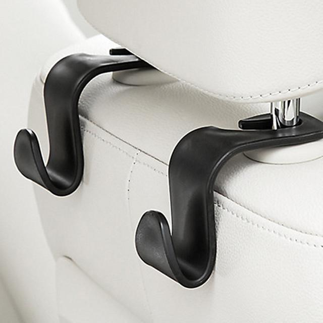 Small Car Receive Bag Hook Creative Multi-Function Automotive Accessories 2Pcs