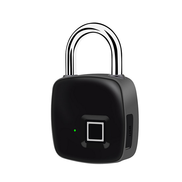 Can padlock Bluetooth mobile phone APP fingerprint lock outdoor waterproof keyless travel luggage lock door and window cabinet lock