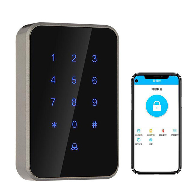 Mobile phone Bluetooth access control card reader intelligent access control system access control card reader access control attendance system access control host