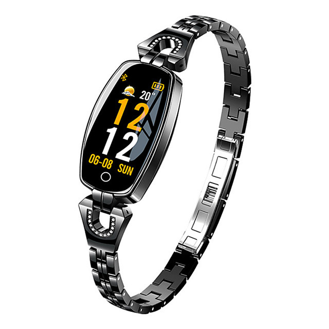 H8 Smart Watch Women Waterproof Heart Rate Monitoring Bluetooth Tracker For Android IOS Fitness Bracelet Smartwatch