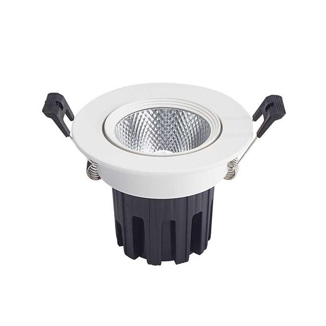 8.8 cm Adjustable / Flush Mount Spot Light Aluminum Resin Modern Generic