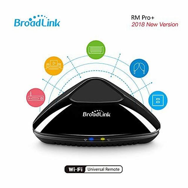 broadlink rm pro + rm mini3 wifi smart home telecomando ir trasmettitore rf controller universale controllo wifi compatibile per apple android smartphone automation automazione lavori intelligenti con