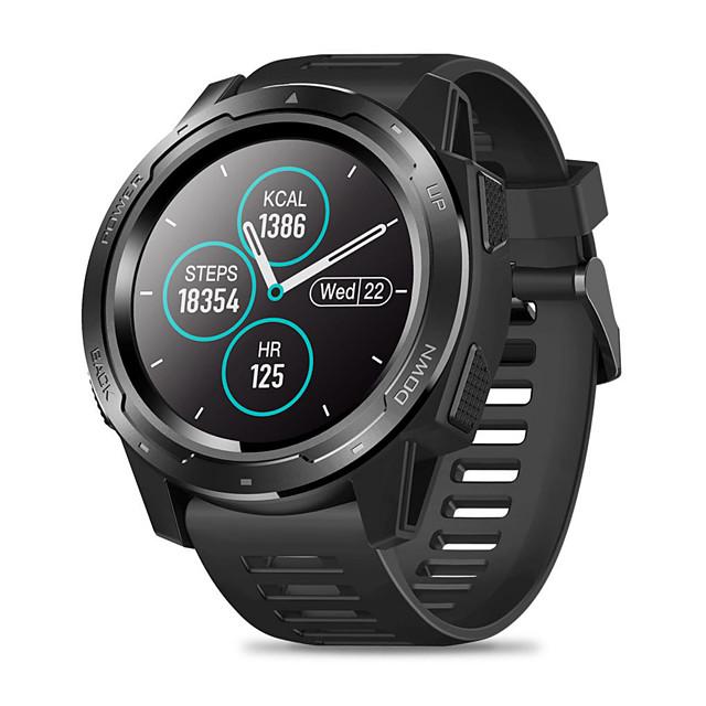 zeblaze vibe 5 smart watch bt fitness tracker wsparcie monitor pracy serca i powiadomienie pełny widok smartwatch smartwatch