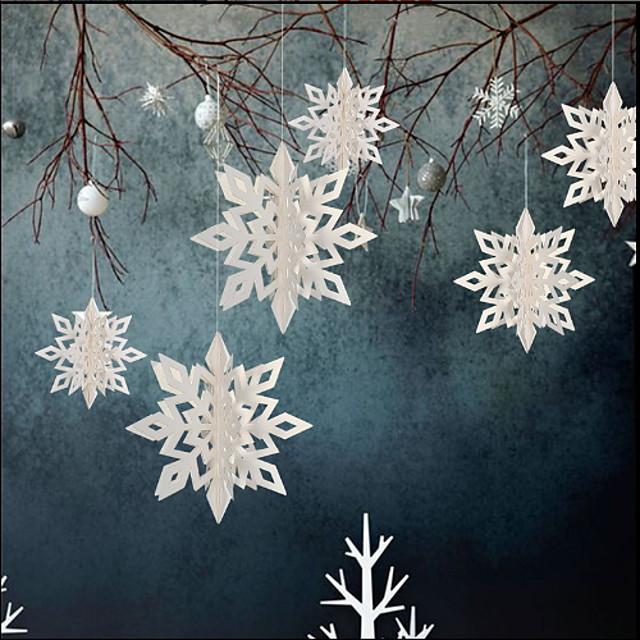 Holiday Decorations Holidays & Greeting Decorative Objects Decorative White 1pc