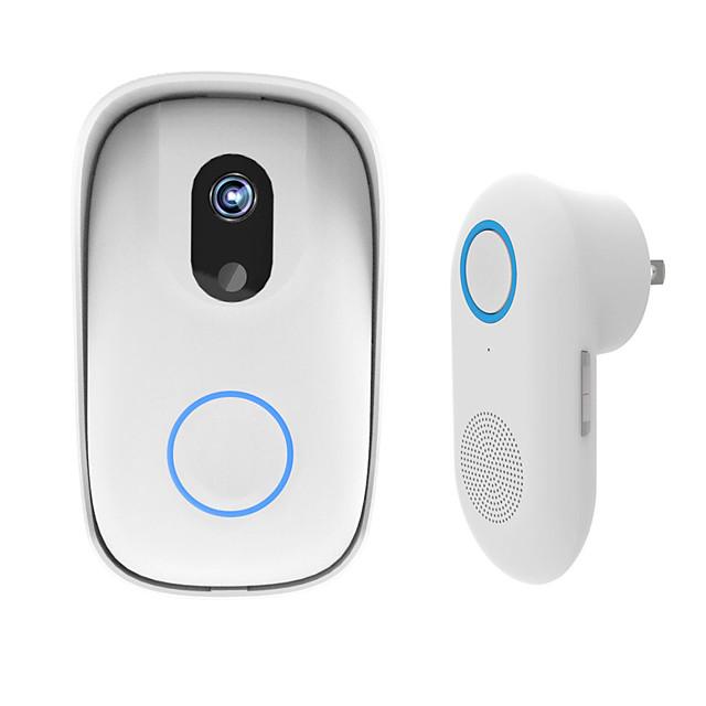 VSTARCAM D2 Waterproof Wireless Door Camera WiFi Snapshot Doorbell Smart Home Alert System