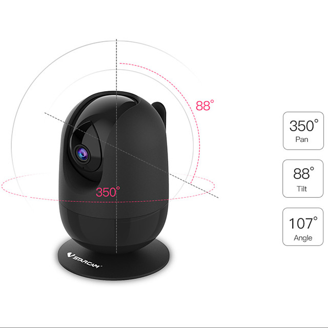 Vstarcam C48S 1080P Full HD Wireless IP Camera CCTV WiFi Home Security Camera