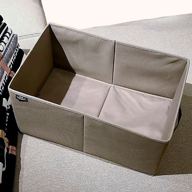 Fabrics Storage Cabinets Rectangle Cool Home Organization Storage 1pc
