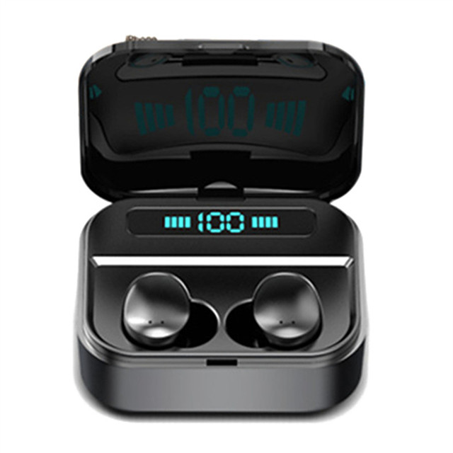 X7 Touch TWS True Wireless Earbuds Bluetooth Earphones Mini IPX7 Waterproof Headfrees with 3600mAh Power Bank For All Phone