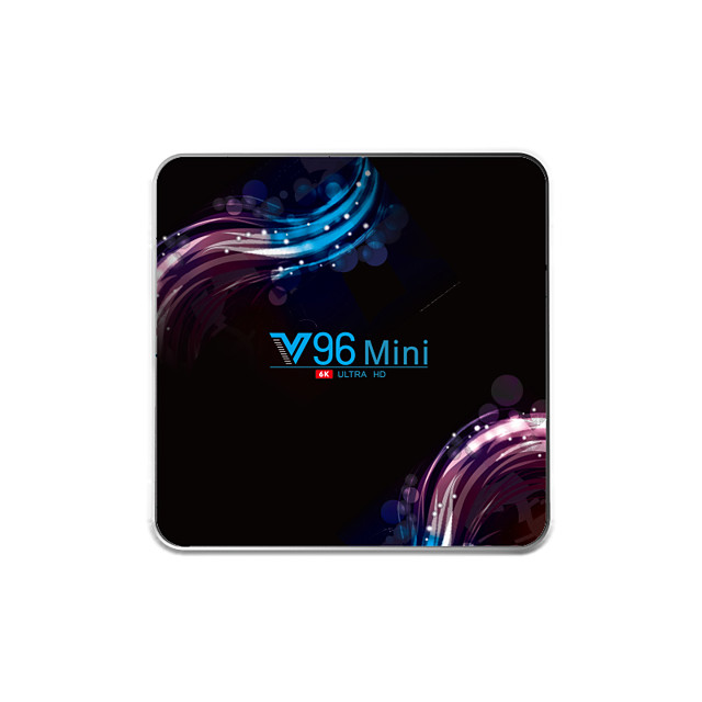 Factory OEMTV BOX V96mini6K4G+32G Android 9.0 Allwinner H6 4GB 32MB Quad Core