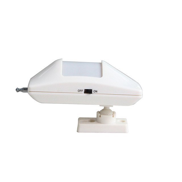 2262/315MHz Wireless Passive Infrared Detector PIR Motion Sensor Home Security Alarm System