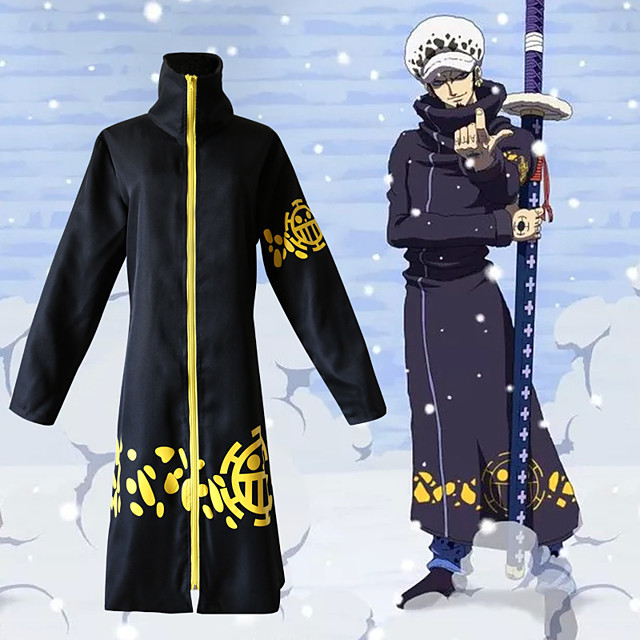 Inspired by One Piece·Two Years After Version Cosplay Anime Cosplay Costumes Japanese Cosplay Tops / Bottoms Coat For Men's