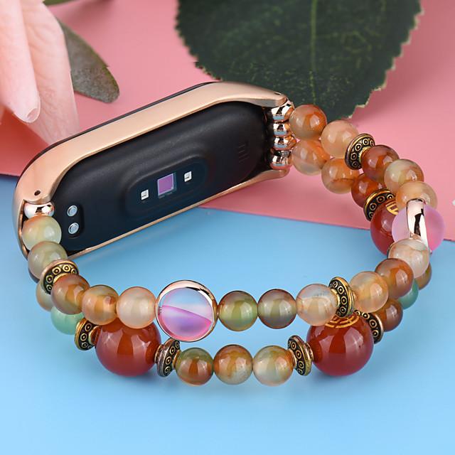 Watch Band for Mi Band 3 / Xiaomi Band 4 / Xiaomi Mi Band 4 Xiaomi Jewelry Design Ceramic Wrist Strap