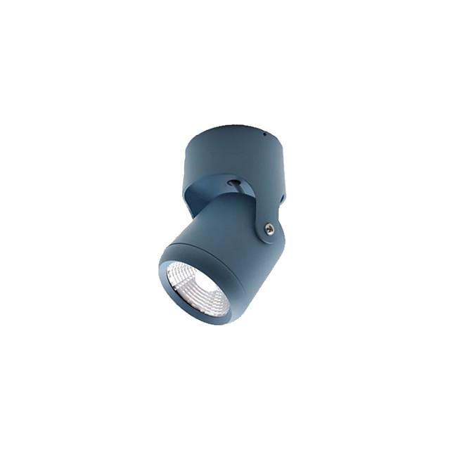 Spot Light Downlight Painted Finishes Aluminum Ceiling Light Modern Simple Macarons Ceiling Lighting Flush Mount