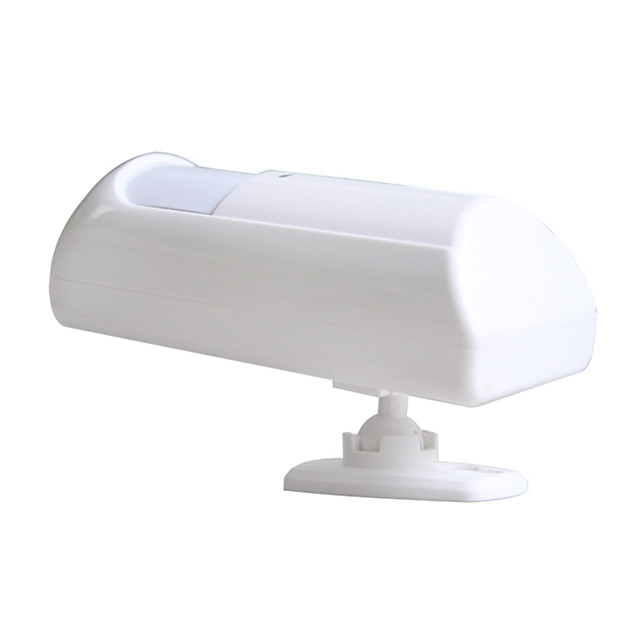 Wireless Passive Infrared Detector Wide Angle PIR Security Alarm for Wifi / GSM Alarm System