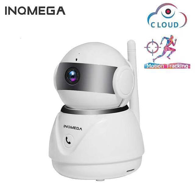 INQMEGA 1080P Cloud Wireless IP Camera APP Reverse-Call & Auto-Tracking Indoor Home Security Surveillance CCTV Network Wifi Cam