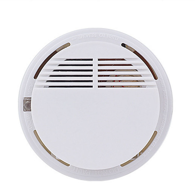 Factory OEM Smoke & Gas Detectors Windows 433 Hz GSM for Home / Office