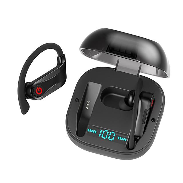 Original Powerhbq Pro 62 Sport Fitness Earhook Tws True Wireless Earbuds Bluetooth 5 0 Headphone Ipx5 Waterproof Dual Microphones 950mah Charging Case 7627914 2020 37 99