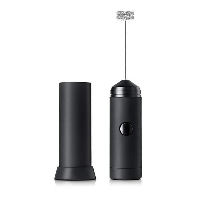 Latte Milk Frother Mix Machine USB Handheld Coffee Foam Maker Practical
