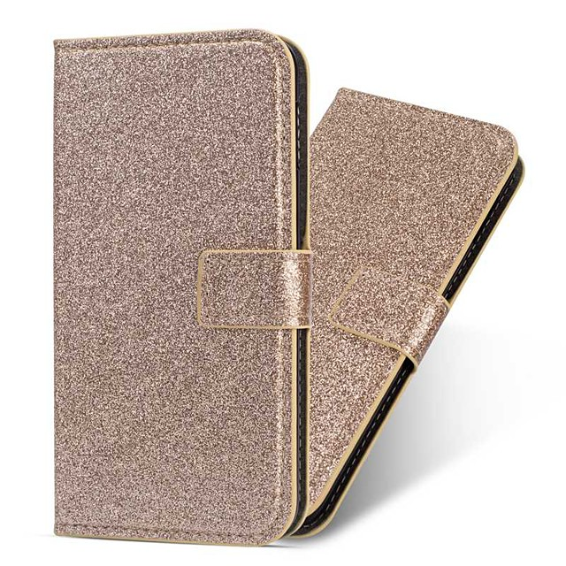 Case For Samsung Galaxy A51 A31 A71 Wallet / Card Holder / with Stand Full Body Cases Glitter Shine PU Leather Case For Samsung A70E A41 A11 A21 A91 A81 A20e A10e A50s A30s A70s A20 M20 M10 A750 Note