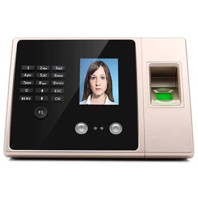 YK&SCAN FA02 Attendance Machine Record the Query Fingerprint / Password / ID Card Home / Apartment / School