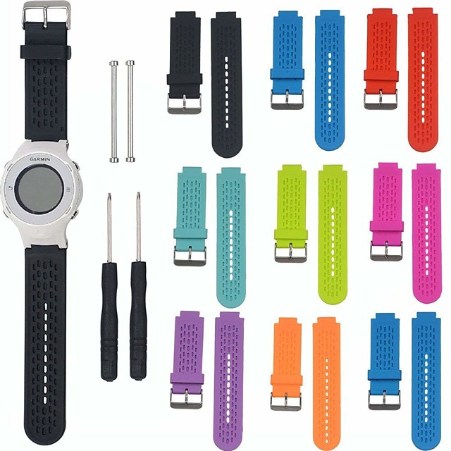 Watch Band for Approach S4 / Approach S2 Garmin Sport Band Silicone Wrist Strap