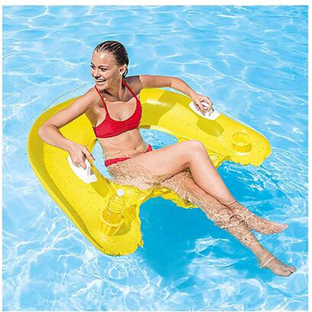 Water Play Equipment Inflatable Pool PVC(PolyVinyl Chloride) Summer Cup Pool Kid's Adults'