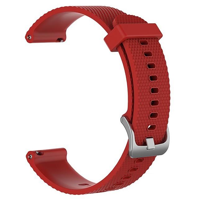 Watch Band for Huawei Watch GT / Honor Magic / Huawei Watch GT Active Huawei Sport Band Silicone Wrist Strap