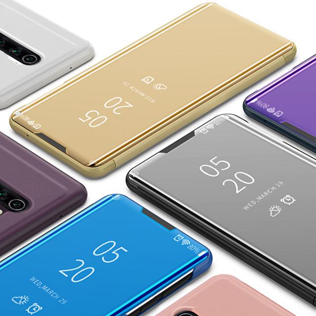 Luxury Smart Clear View Mirror Flip Stand Phone Case for OnePlus 7 OnePlus 7 Pro OnePlus 6T OnePlus 6