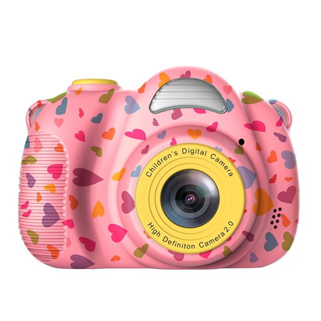 BSX-059 vlogging Kids / Teen / 1080p / Ultra Light (UL) 32 GB 1080P 4x 3264 x 2448 Pixel Beach / Outdoor / Picnic 2 inch 8.0MP CMOS Burst Mode