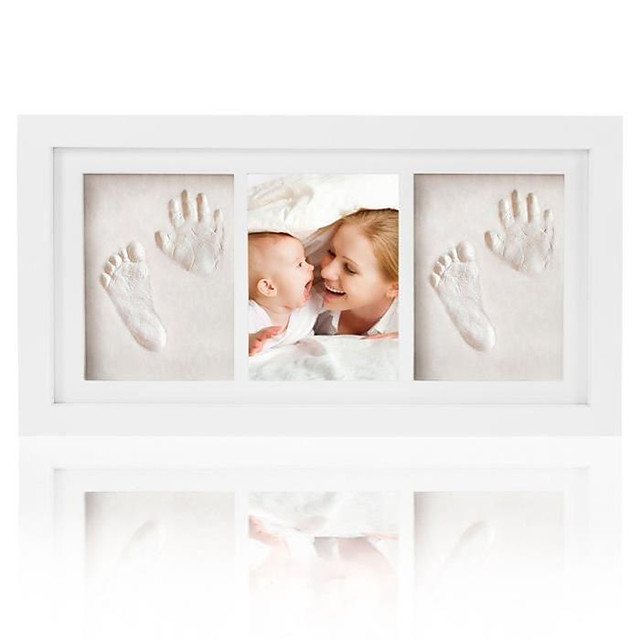 Creative / New Baby / Family Wood Photo Frames Creative / New Baby / Family 1 pcs All Seasons