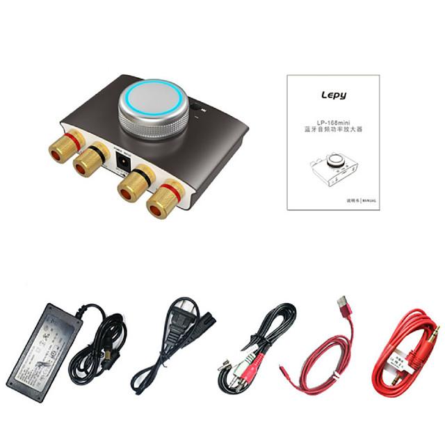 LP-168mini Автомобиль Аудио Динамики Аудио-плееры для автомобилей Универсальный