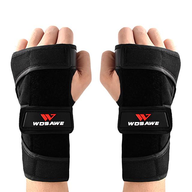 Suporte de Mão & Punho para Esqui / Patinagem Artistica / Skate Antichoque / Proteção / Equipamento de Segurança 1 par Tecido Oxford / Resina ABS / Algodão de espuma