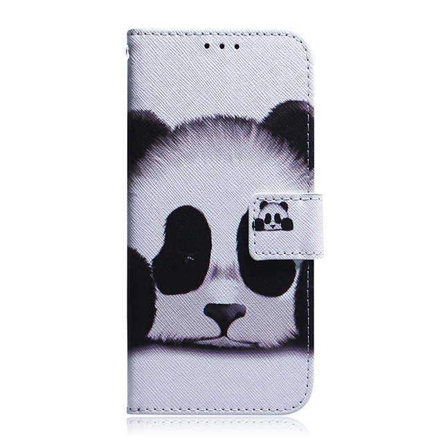 Case For Samsung Galaxy Galaxy A70S A51 Note 10 Plus Galaxy A10S A30S A50S M30S M21 A90 5G A20S Card Holder  Flip  Pattern Full Body Cases Animal PU Leather