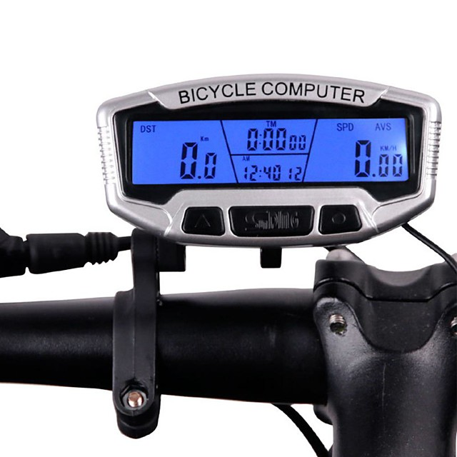 558A Bike Computer / Bicycle Computer Portable Odo - Odometer Cycling / Bike Cycling