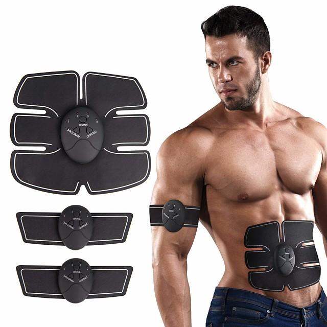 EMS Ultimate Abs Stimulator Abdominal Muscle Training Toning Belt Waist Trimmer
