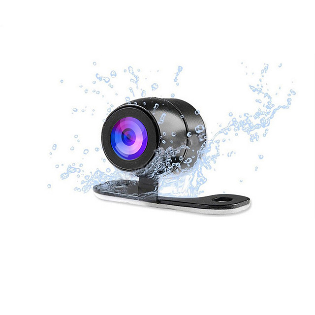 Waterproof Car Rear View Camera with Butterfly Universal DVD Rear View Image