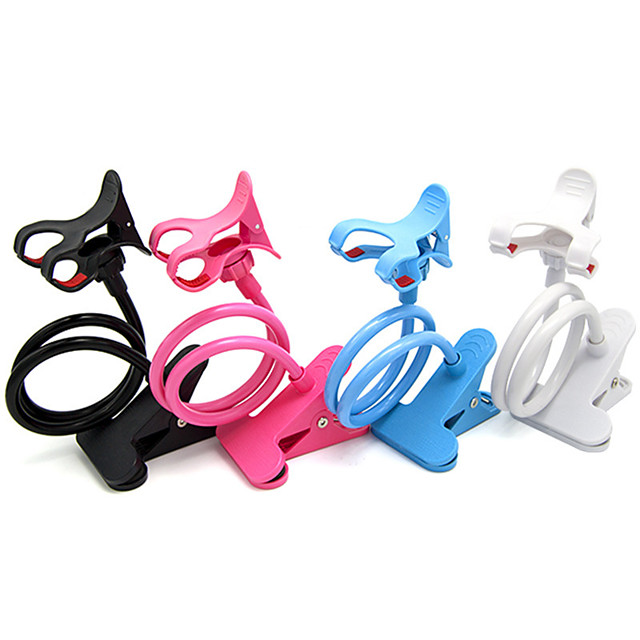 Cell Phone Holder Flexible Long Phone Holder Clip Clamp for Desk, Lazy Bracket Bedside Stand, Compatible with iPhone 11 Pro Xs Max XR X 8 7 6 Plus Samsung S10 S9 S8