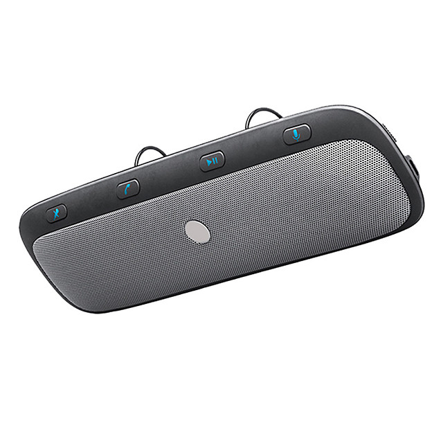 Sunshade Vehicle-mounted Bluetooth System Car Mobile Phone Hands-free Speaker