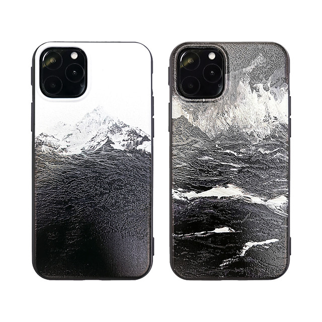 Case For Apple iPhone 11 Shockproof / Dustproof / Frosted Back Cover Animal TPU For Case iphone 11 Pro/11 Pro Max/7/8/7P/8P/SE 2020/X/Xs/Xs MAX/XR