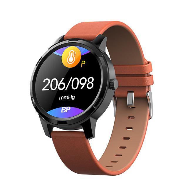 X20  Men Women Smartwatch Android iOS Bluetooth Waterproof Touch Screen Heart Rate Monitor Sports Long Standby ECG+PPG Timer Pedometer Call Reminder Sleep Tracker