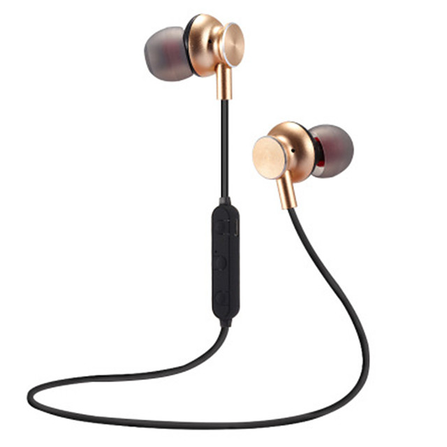 OEM M6 Neckband Headphone Wireless Noise cancellation Stereo Waterproof IPX4 for Earbuds